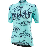 Morvelo Superlight Cols Radtrikot Frauen (kurzarm)