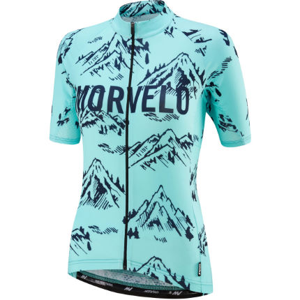 Morvelo Women's Superlight Cols Short Sleeve Jersey