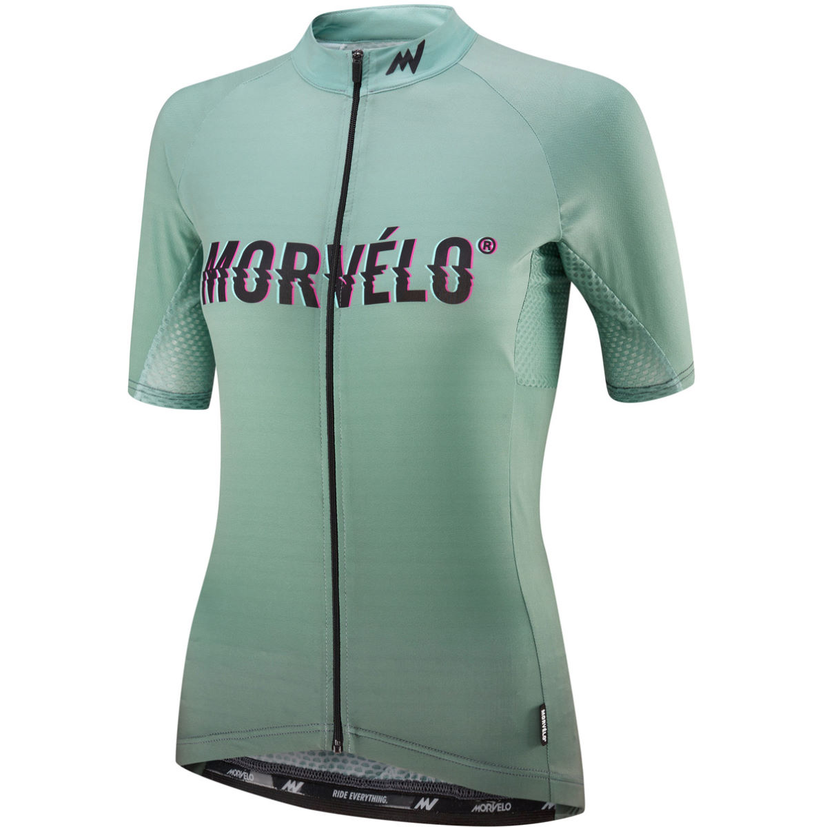 Morvelo Women's Superlight Scorch Short Sleeve Jersey - XS Scorch