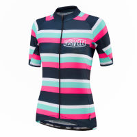 Morvelo Superlight Sunset Radtrikot Frauen (kurzarm)