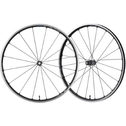 Shimano RS500 Tubeless Clincher Wheel Pair
