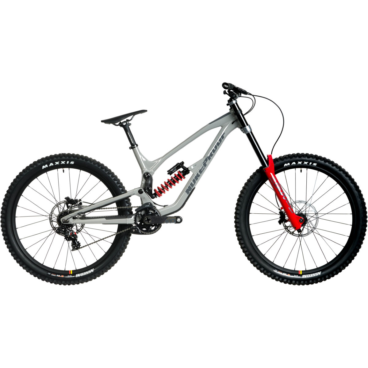 Nukeproof Nukeproof Dissent 275 RS DH Bike (XO1 - 2020)   Full Suspension Mountain Bikes