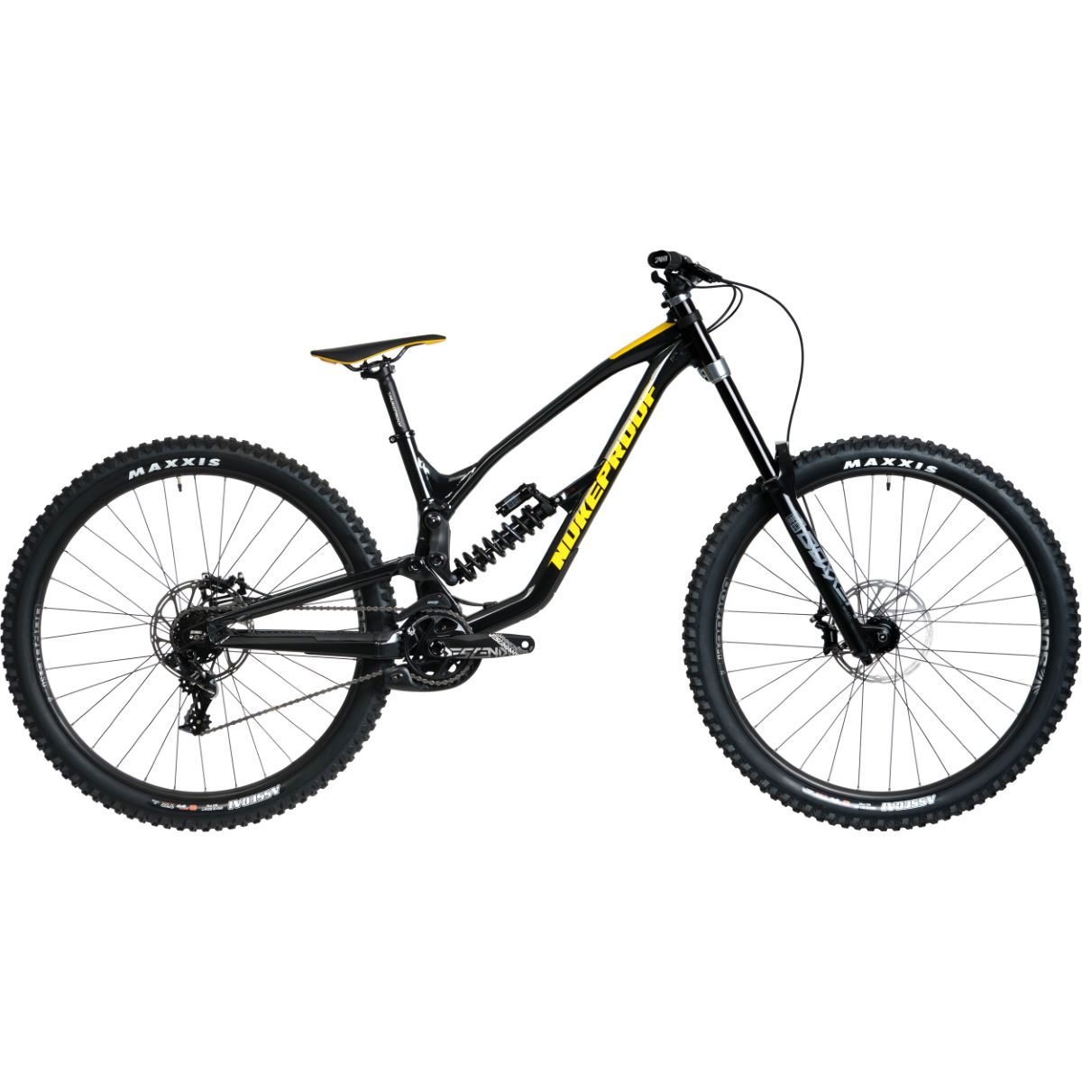 Nukeproof Nukeproof Dissent 290 Comp DH Bike (GX - 2020)   Full Suspension Mountain Bikes