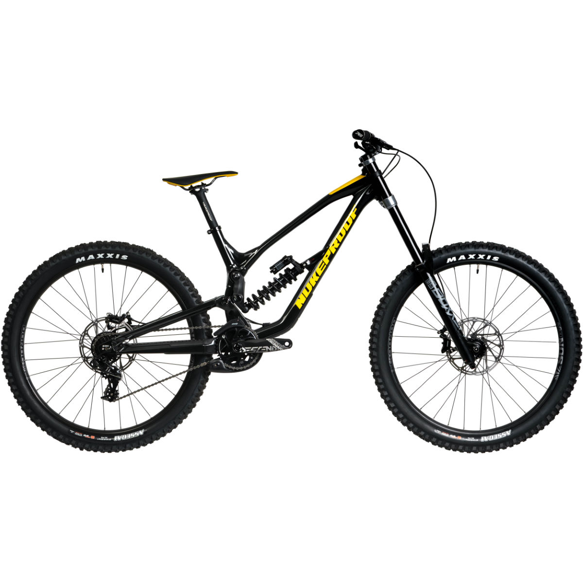 Nukeproof Nukeproof Dissent 275 Comp DH Bike (GX - 2020)   Full Suspension Mountain Bikes
