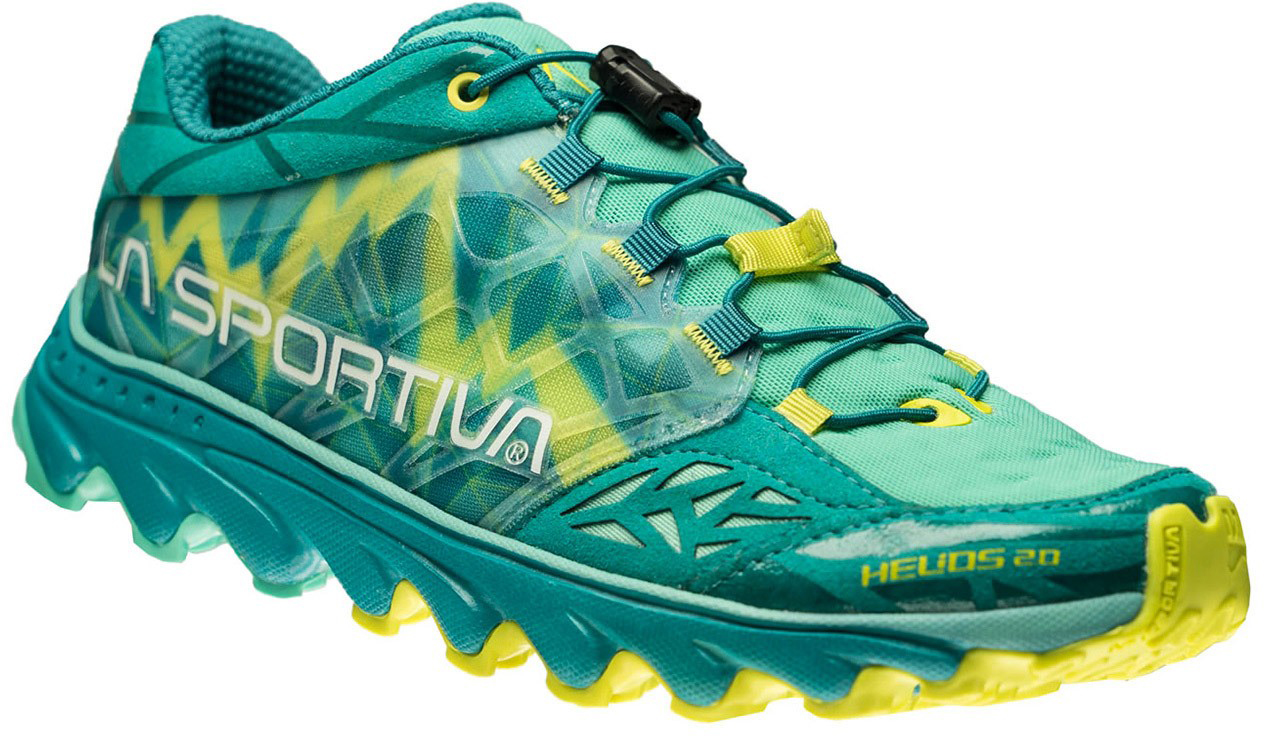 La Sportiva Women's Helios 2.0 Shoes | Shoes and overlays