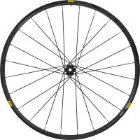 Mavic Crossride 6 Bolt Front Wheel