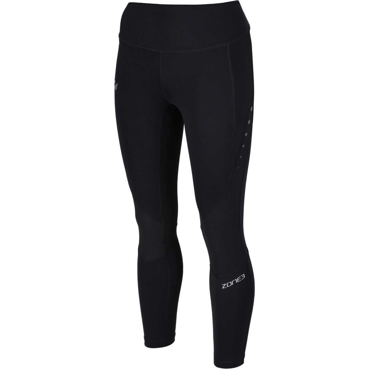 Zone3 Womens Compression 7/8th Length Tights - Extra Large
