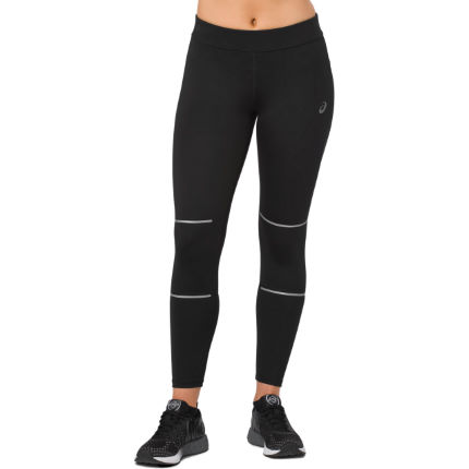 Asics Women's Lite-Show 7/8 Tight (Black)