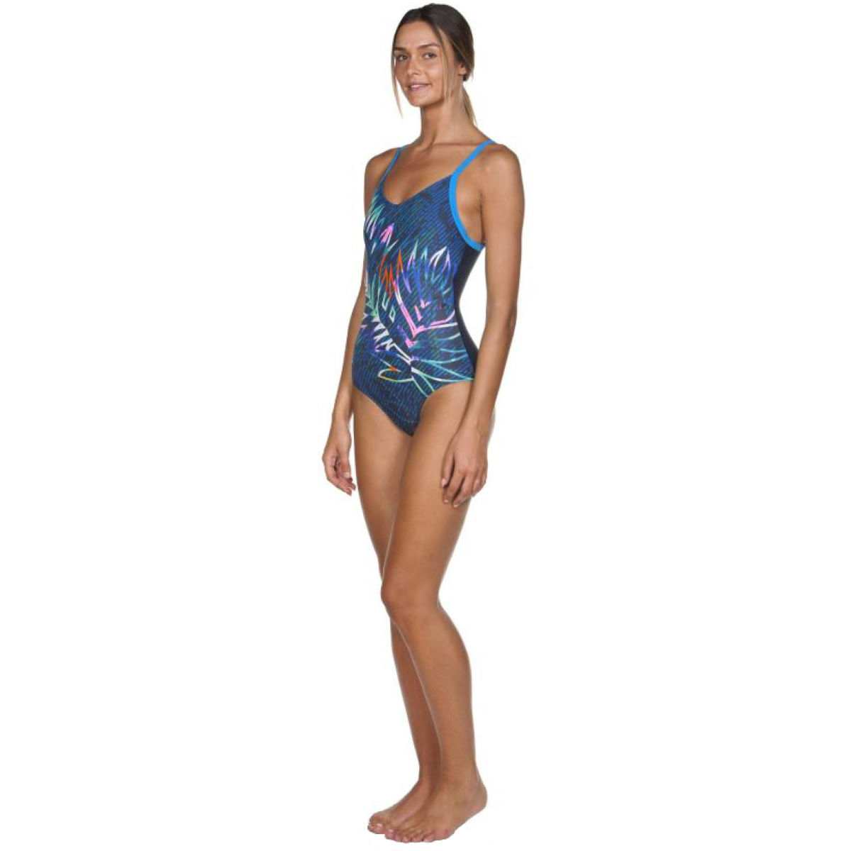 Arena Arena Womens Hoya Swimsuit   One Piece Swimsuits