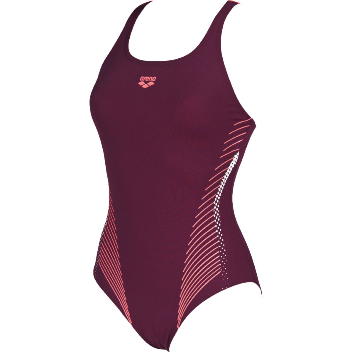 Arena Arena Womens Swimsuit - Fluids   One Piece Swimsuits