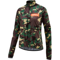 Morvelo Womens Aegis Camo Packable Windproof Jacket