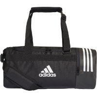 adidas Convertible 3 Stripe Duffel Bag (Small)