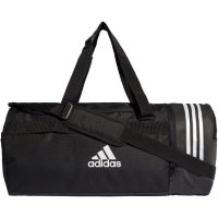 adidas Convertible 3 Stripes Duffle Bag (Medium)