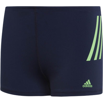 adidas Pro 3-Stripes Swim Boxer Boys