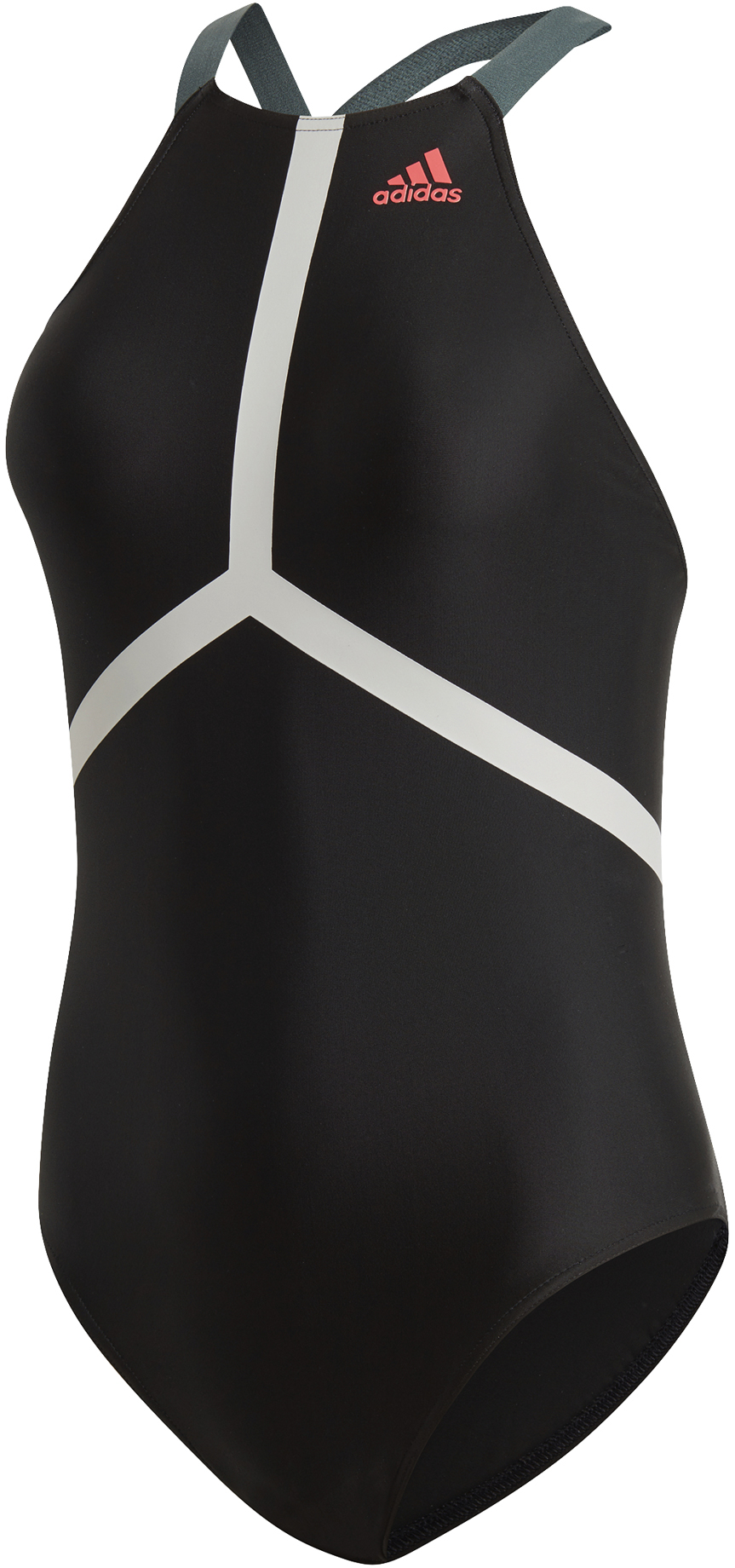 adidas Fitness Solid Swimsuit Women's | swim_clothes