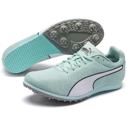 9a68d555a468 Puma Girls Junior evoSPEED Star 6 Track Shoes. 101773124. (0) Be the first  to review this product. Zoom. View in 360° 360° Play video