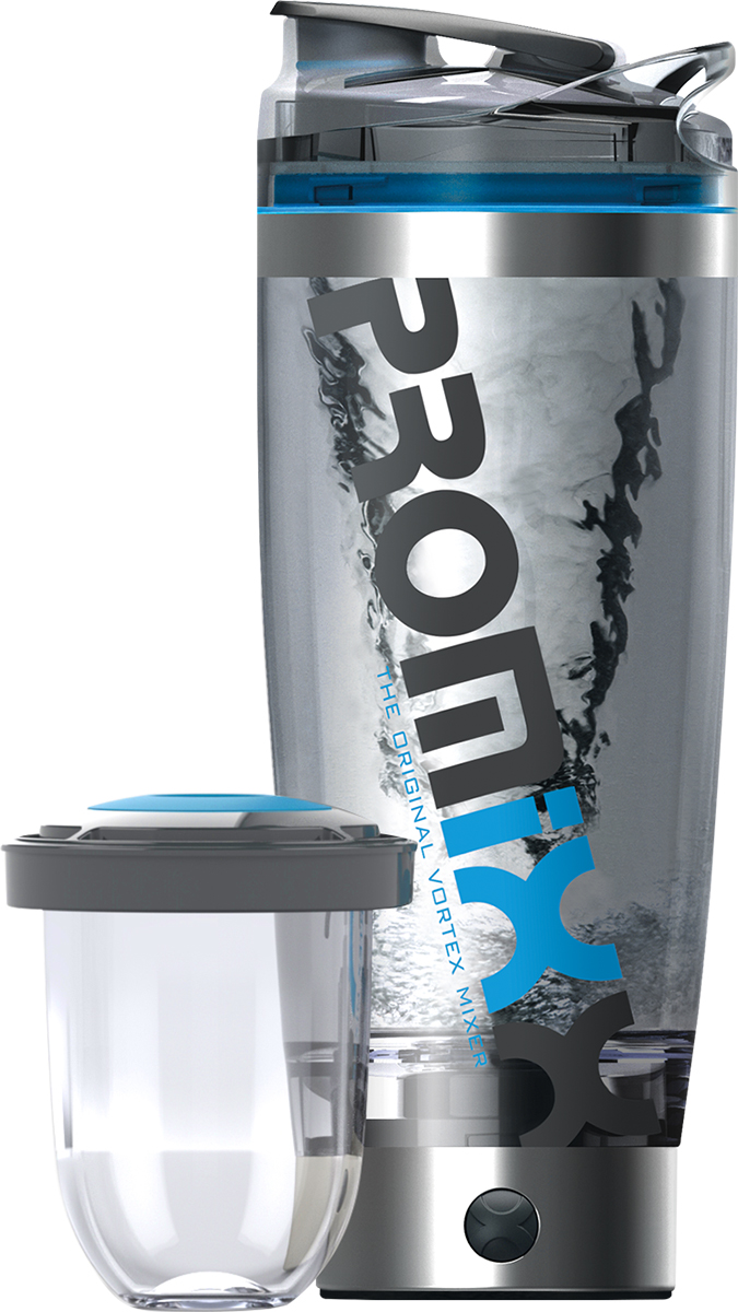 Promixx iXR Vortex Mixer - Stainless Steel (600ml) | Shaker