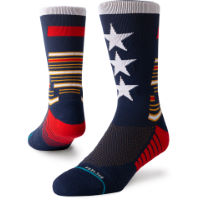 Stance Tribute Train Crew Sock
