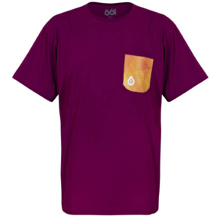 SixSixOne Geo Pocket T-Shirt