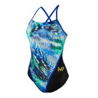 MP Vital Racing Back Swimsuit