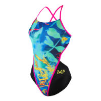 MP Fusion Open Back Swimsuit