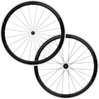 Fast Forward Carbon F4R Clincher DT350 SP Wheelset