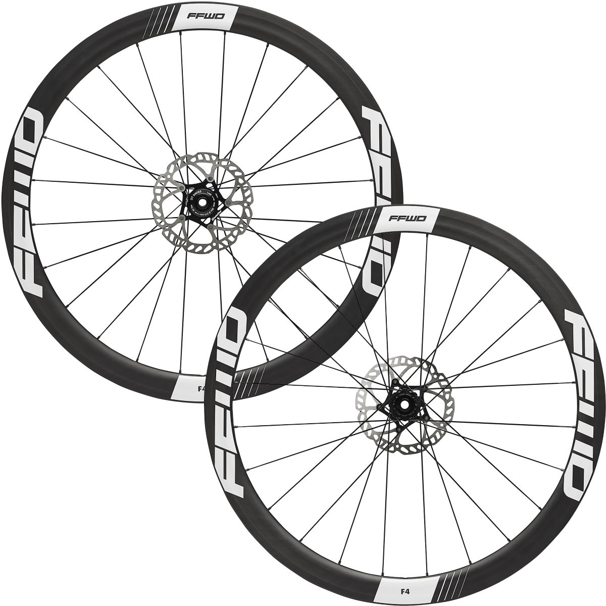 Fast Forward Fast Forward Carbon F4D FCC DT240 SP Wheelset   Wheel Sets