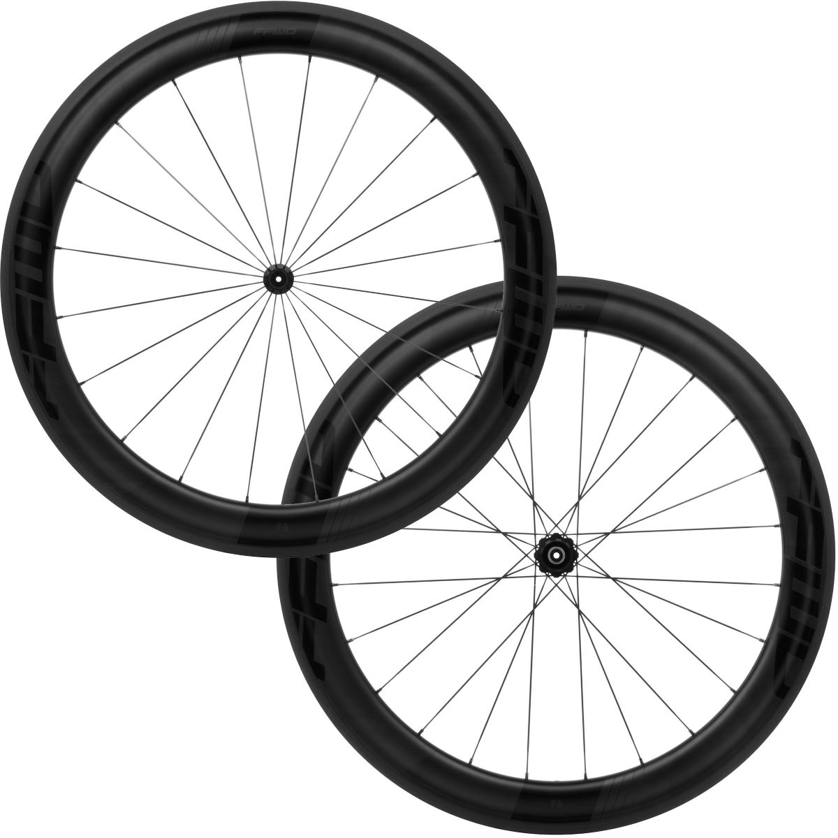 Image of Paire de roues Fast Forward F6R FCC DT240 SP (carbone) - Shimano