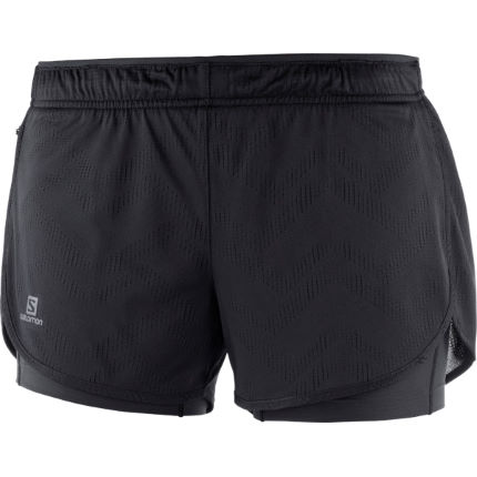 Salomon Women's Agile 2 IN 1 Short