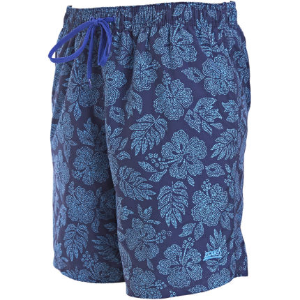 "Zoggs Dot Floral 16"" Short"