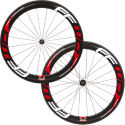 Fast Forward F6R Full Carbon Clincher DT350 60mm SP Wheelset