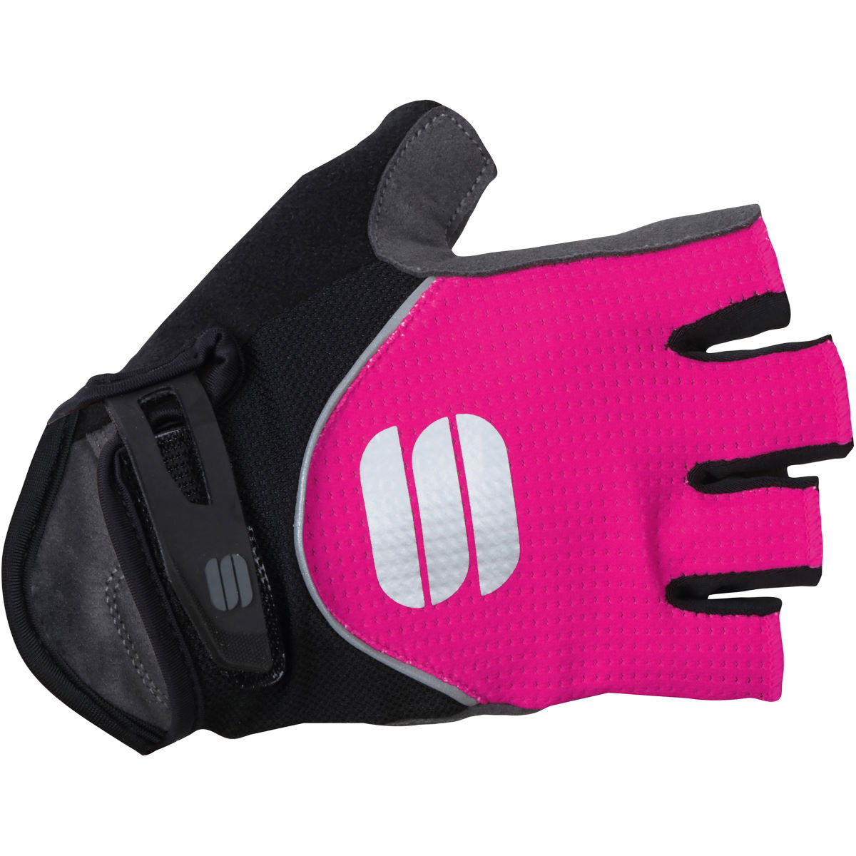 Sportful Womens Neo Cycling Gloves - L Pink/black  Gloves