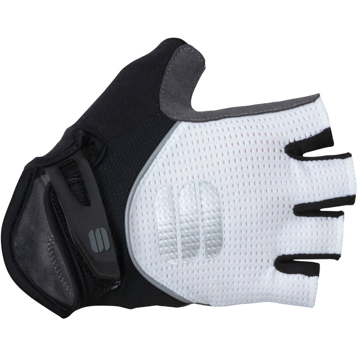Sportful Womens Neo Cycling Gloves - L White/black  Gloves