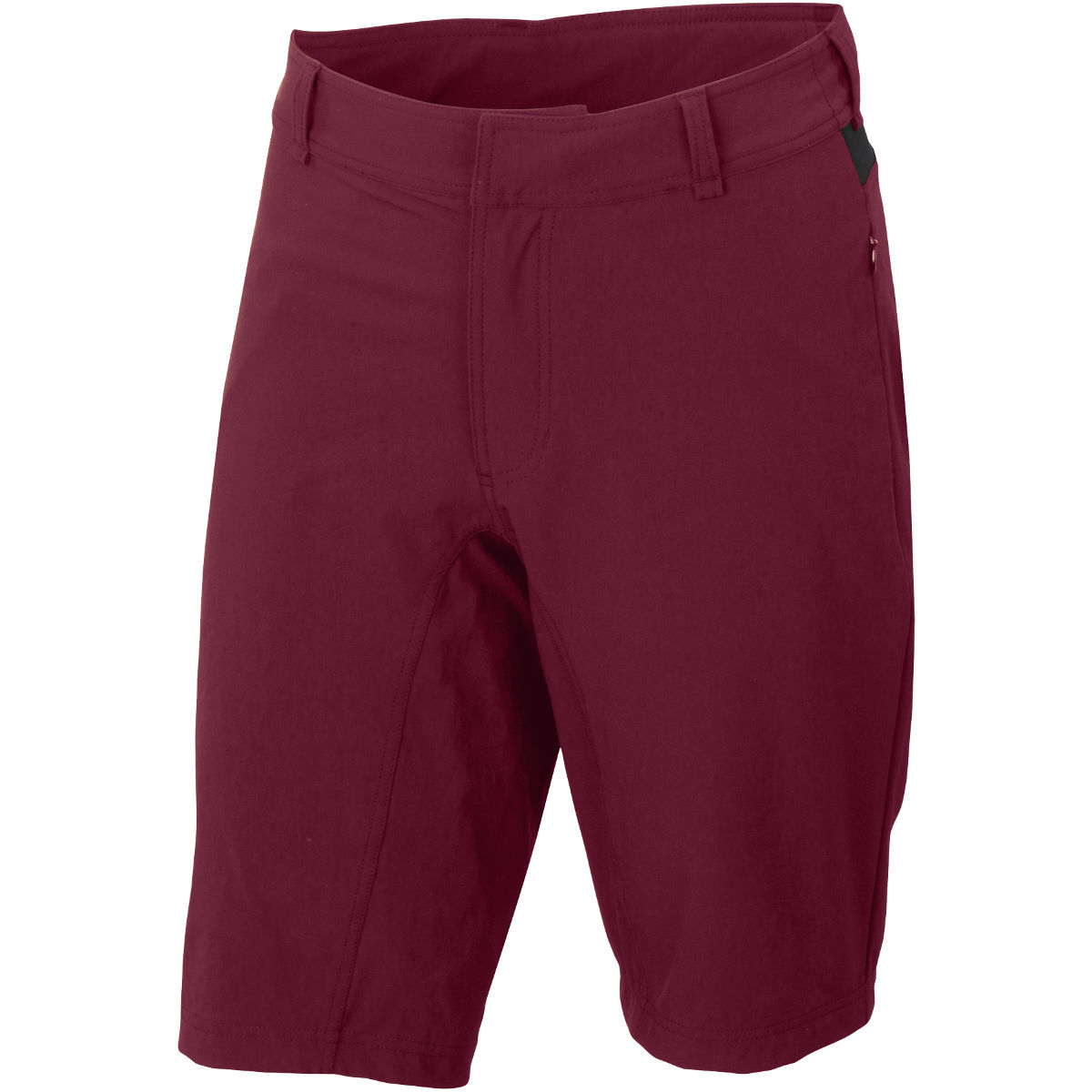Sportful Giara Over Shorts - L Red Wine  Baggy Shorts