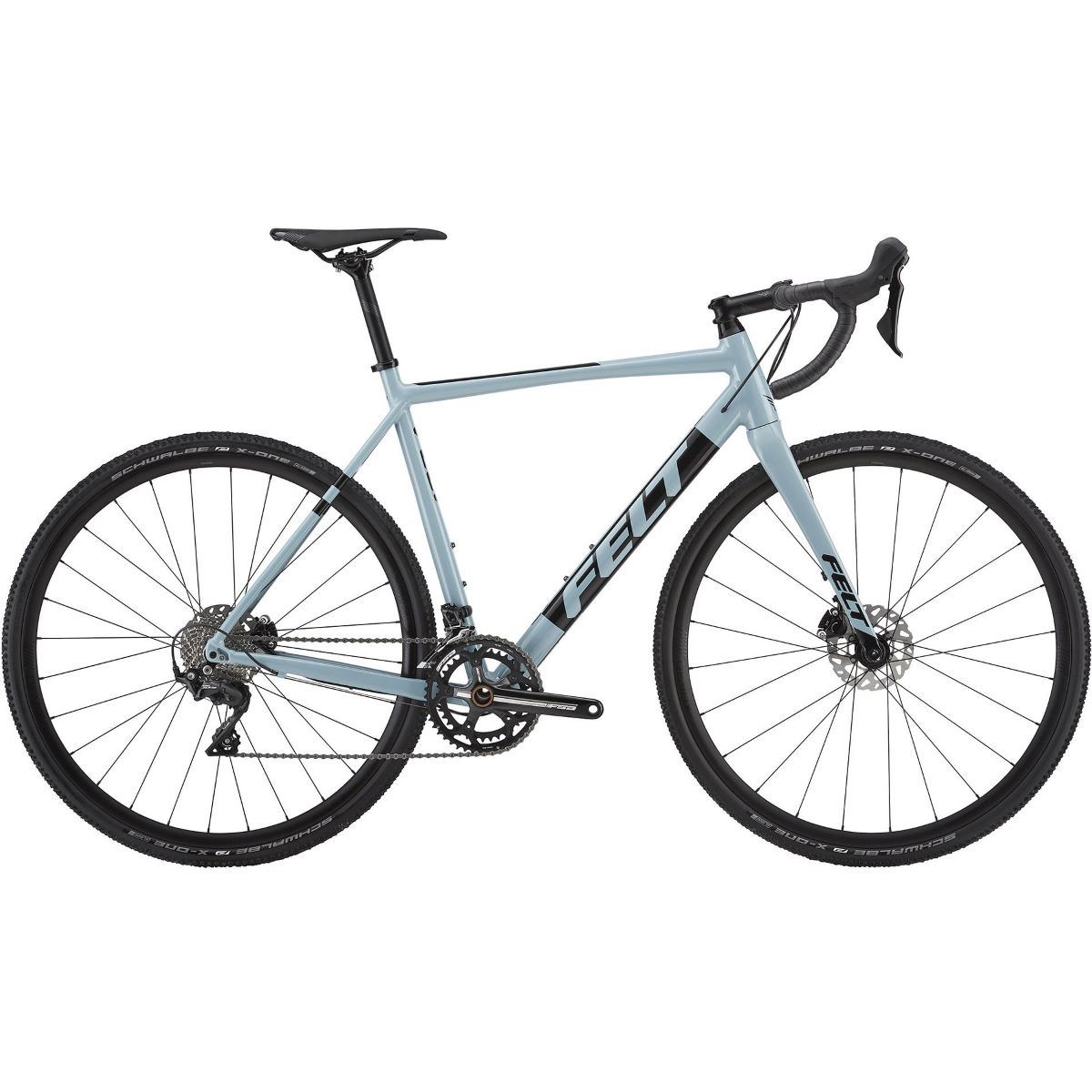 Image of Vélo de cyclo-cross Felt F30X (30) - 53cm Mist Blue