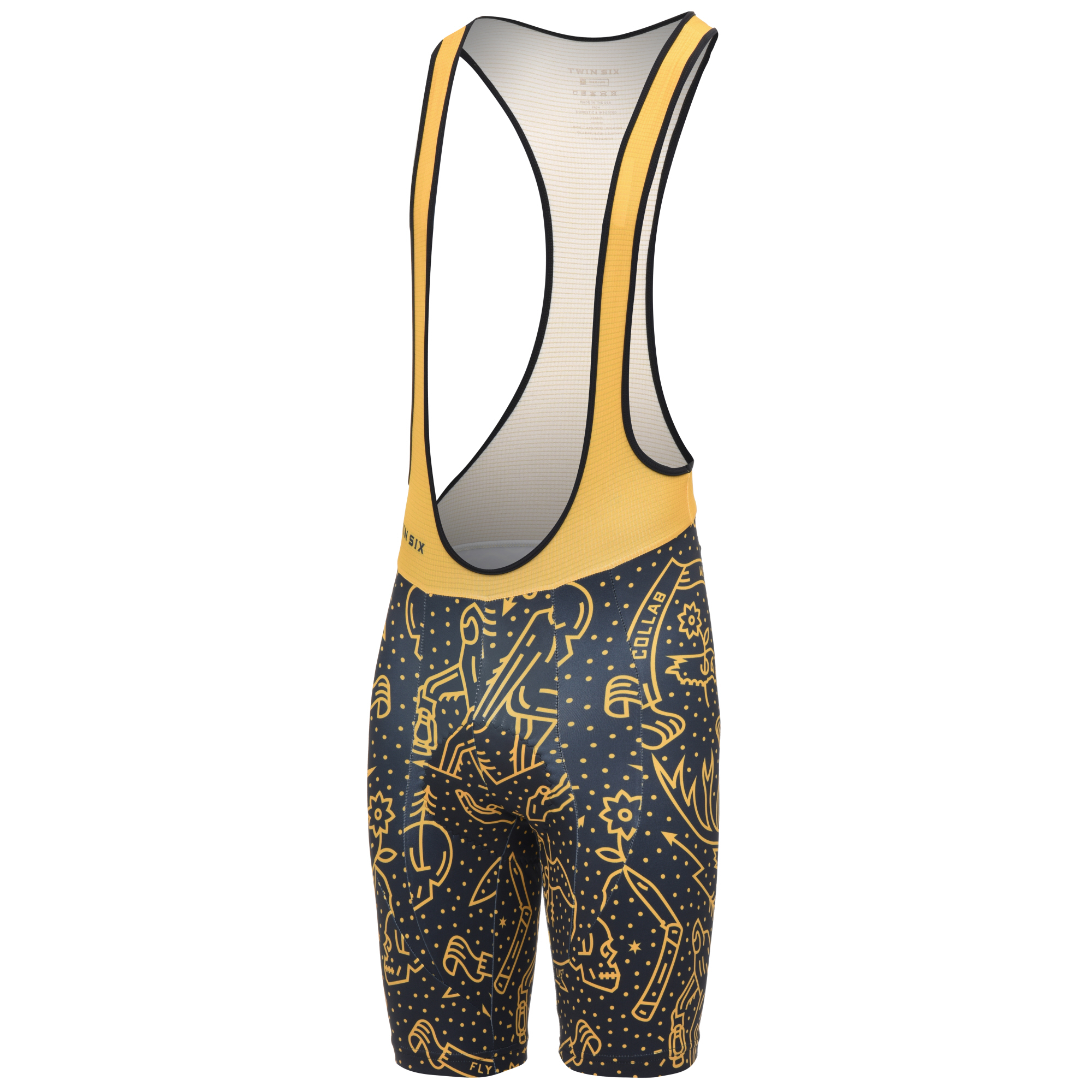 Twin Six The Race Club Du Nord Bib Shorts | Trousers