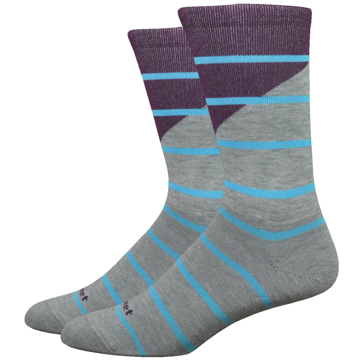 "DeFeet DeFeet Mondo Comp 7"" Tieon Socks   Socks"