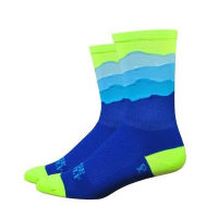 "DeFeet Aireator 6"" Ridge Supply Alpine Socks"