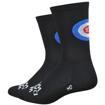 DeFeet AirEator Cycling//Running Socks Red XL