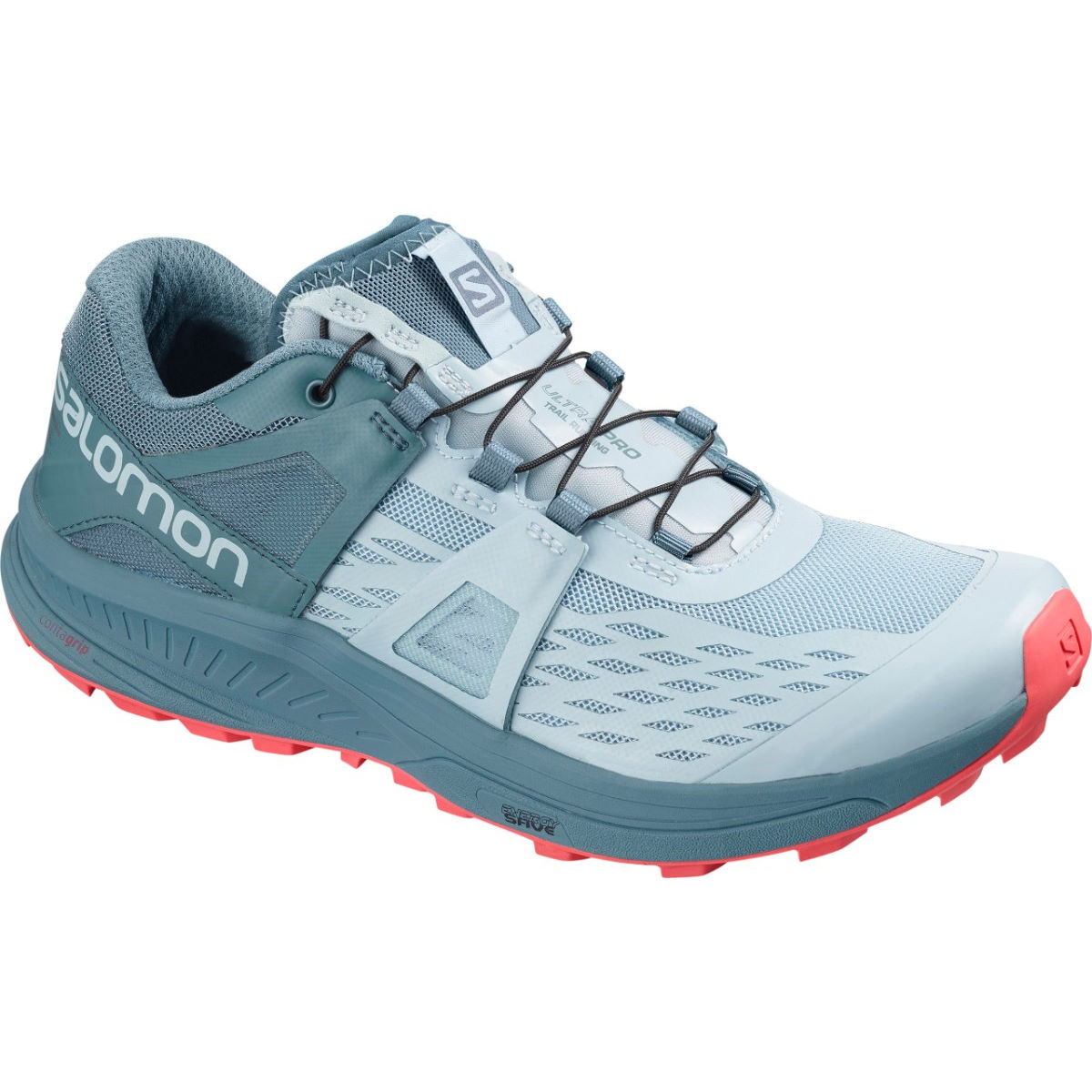 Salomon Salomon womens Ultra Pro Running Shoes   Trail Shoes