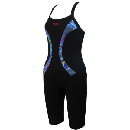 Maru Womens Aquarius Racer Panel Legsuit
