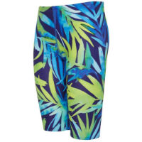 Maru Boys Tropical Palm Pacer Jammer