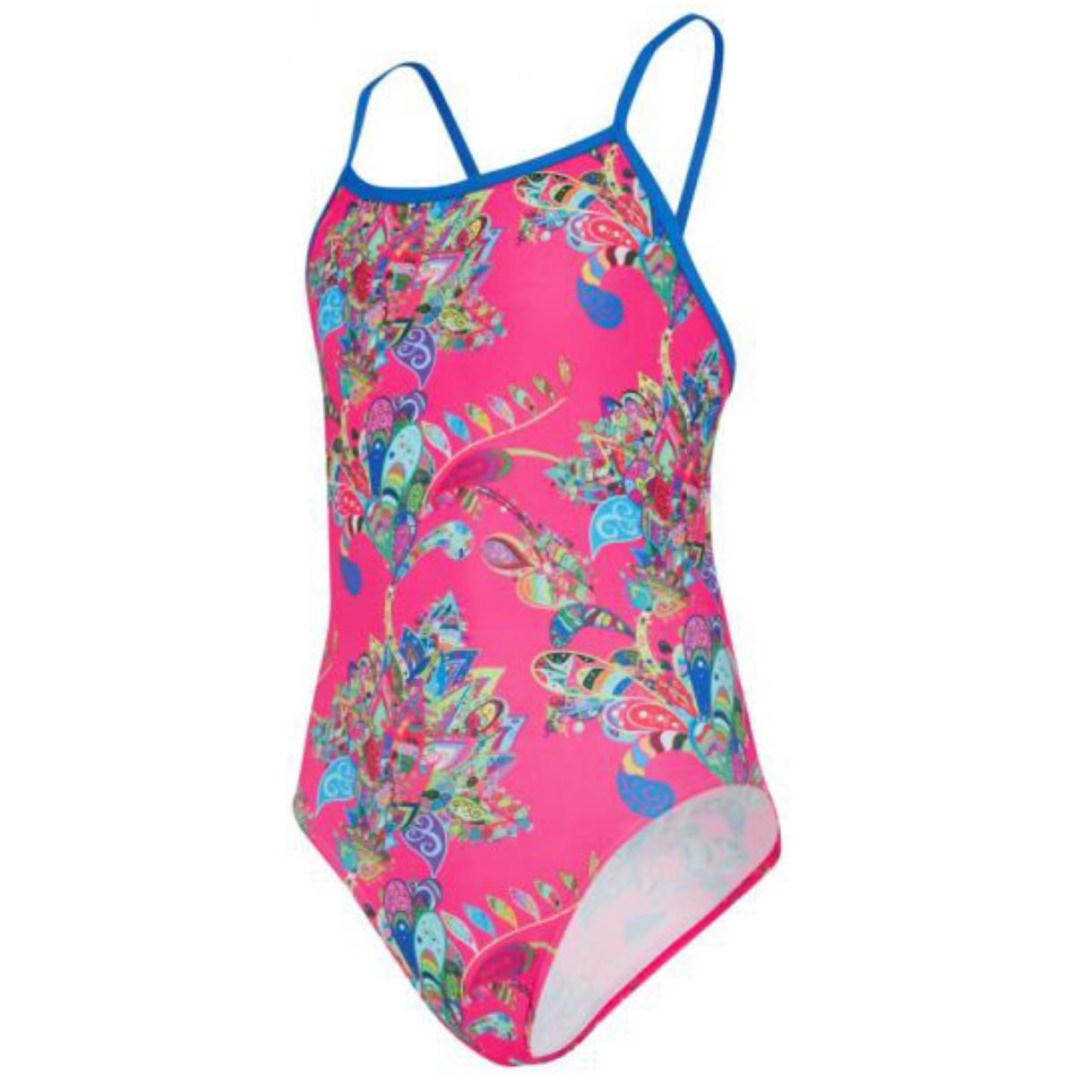 Maru Maru Girls Kalahari Pacer Fly Back Swimsuit   One Piece Swimsuits