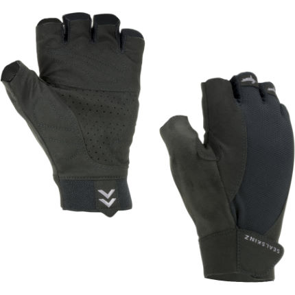 SealSkinz Fingerless Solo Cycle Gloves