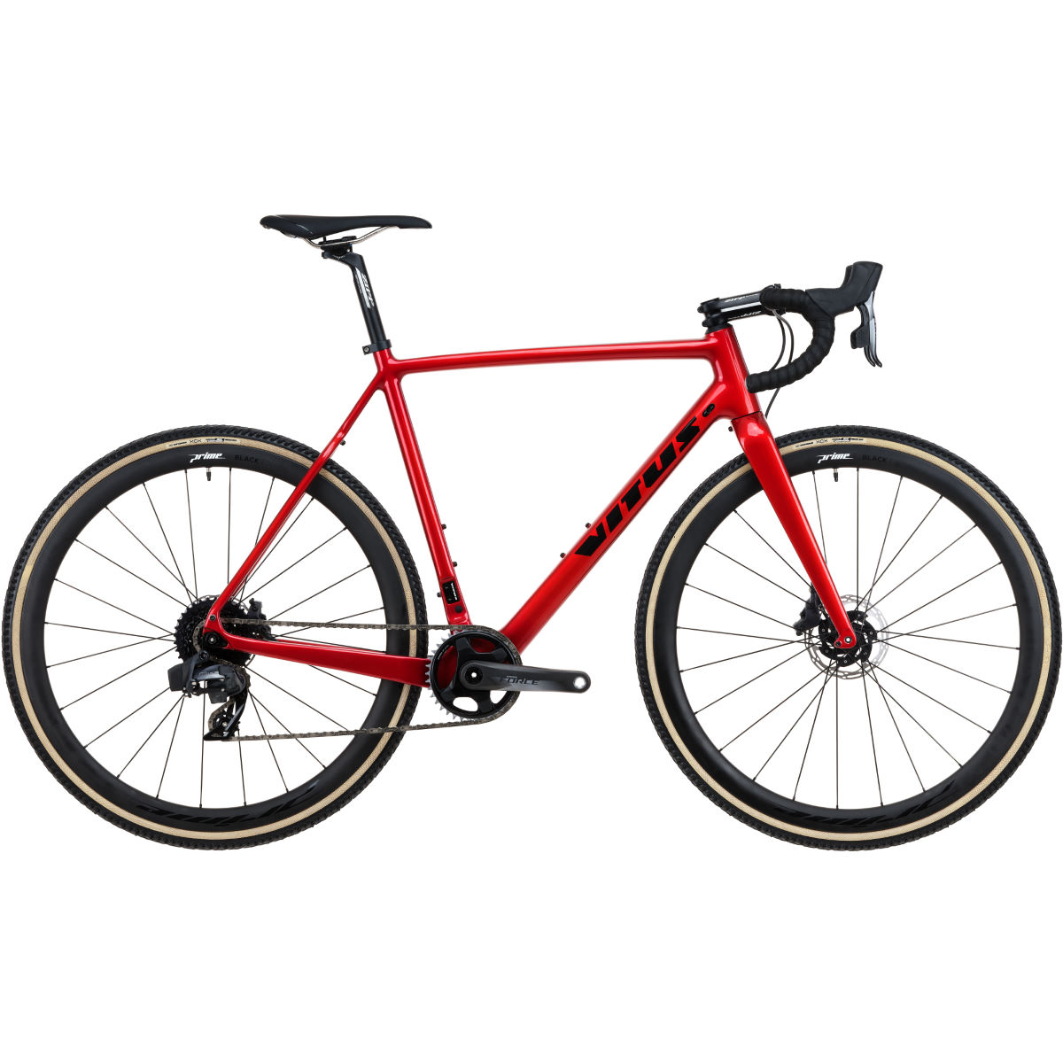 Image of Vélo de cyclo-cross Vitus Energie CRX eTap AXS (Force, 2020) - X-Small