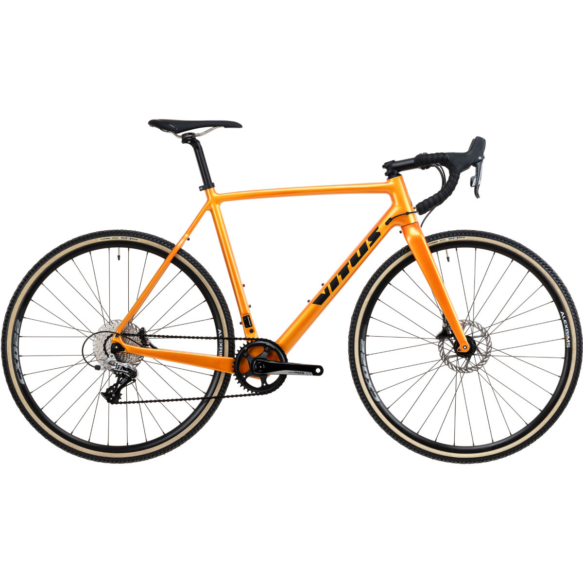 Image of Vélo de cyclo-cross Vitus Energie CR (Rival, 2020) - Large