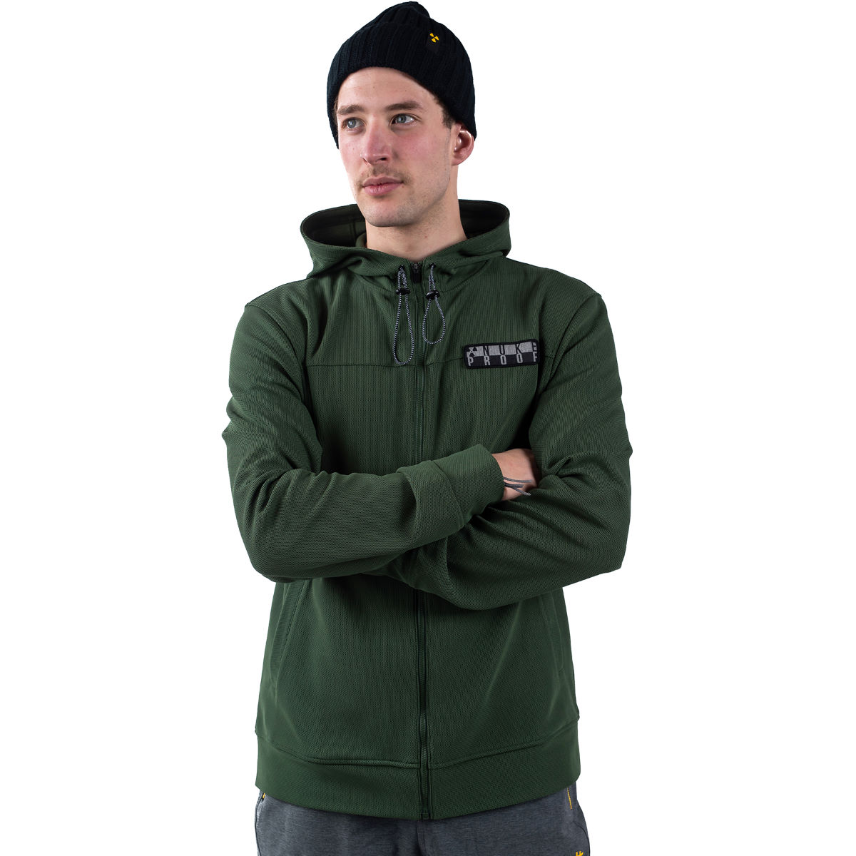 Nukeproof Nukeproof Blackline Full Zip Hoodie   Hoodies