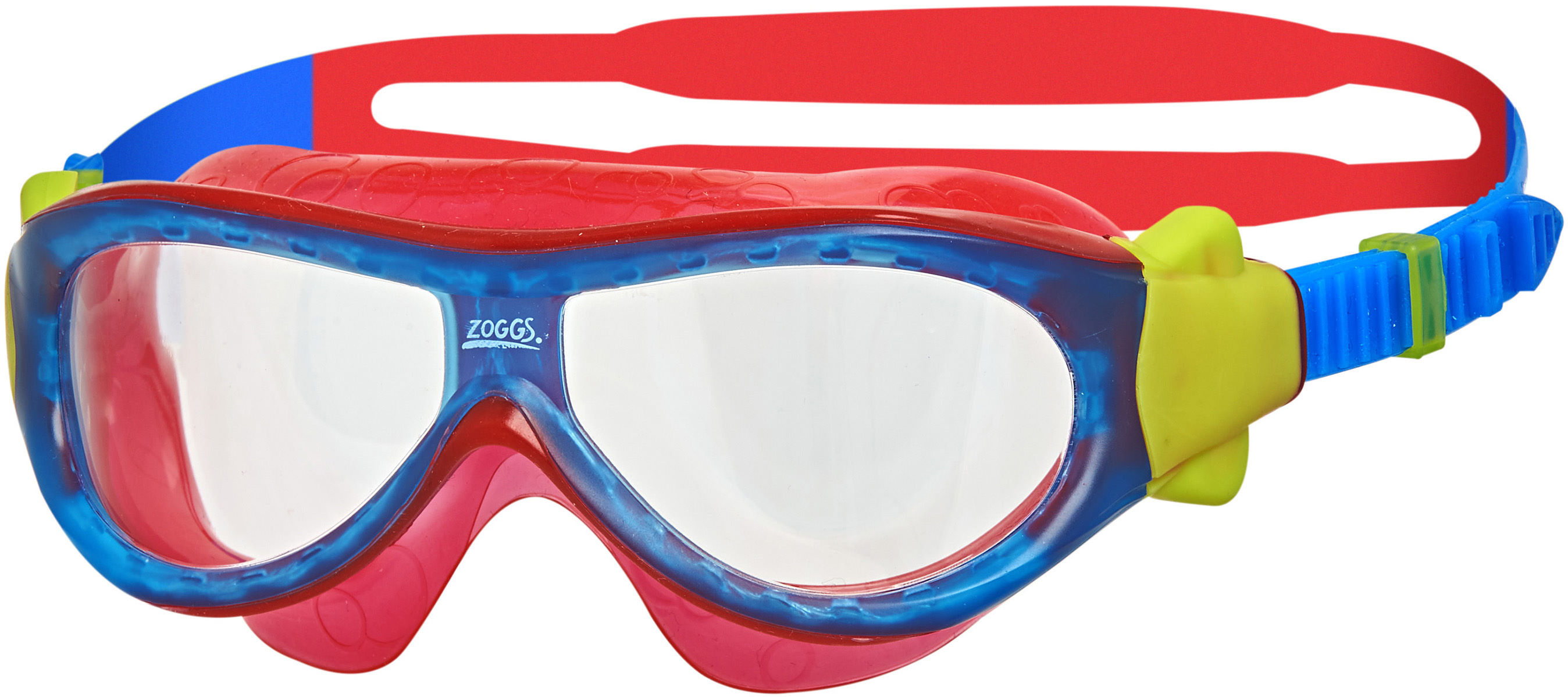 Phantom Kids Mask blue//red Zoggs Swimming Goggles