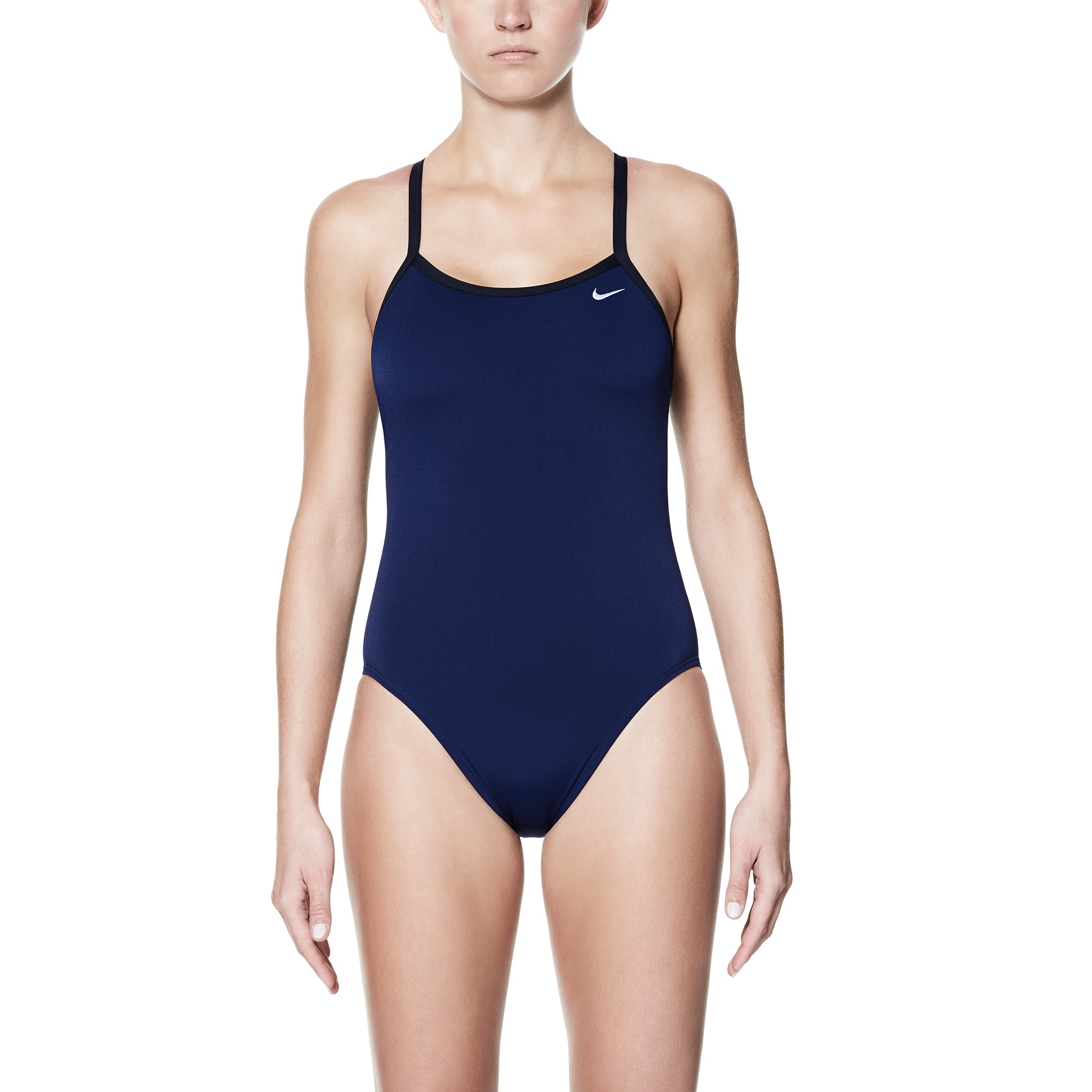 c3c99b923 Wiggle | Nike Womens Poly Core Solids Racerback One Piece | One Piece  Swimsuits
