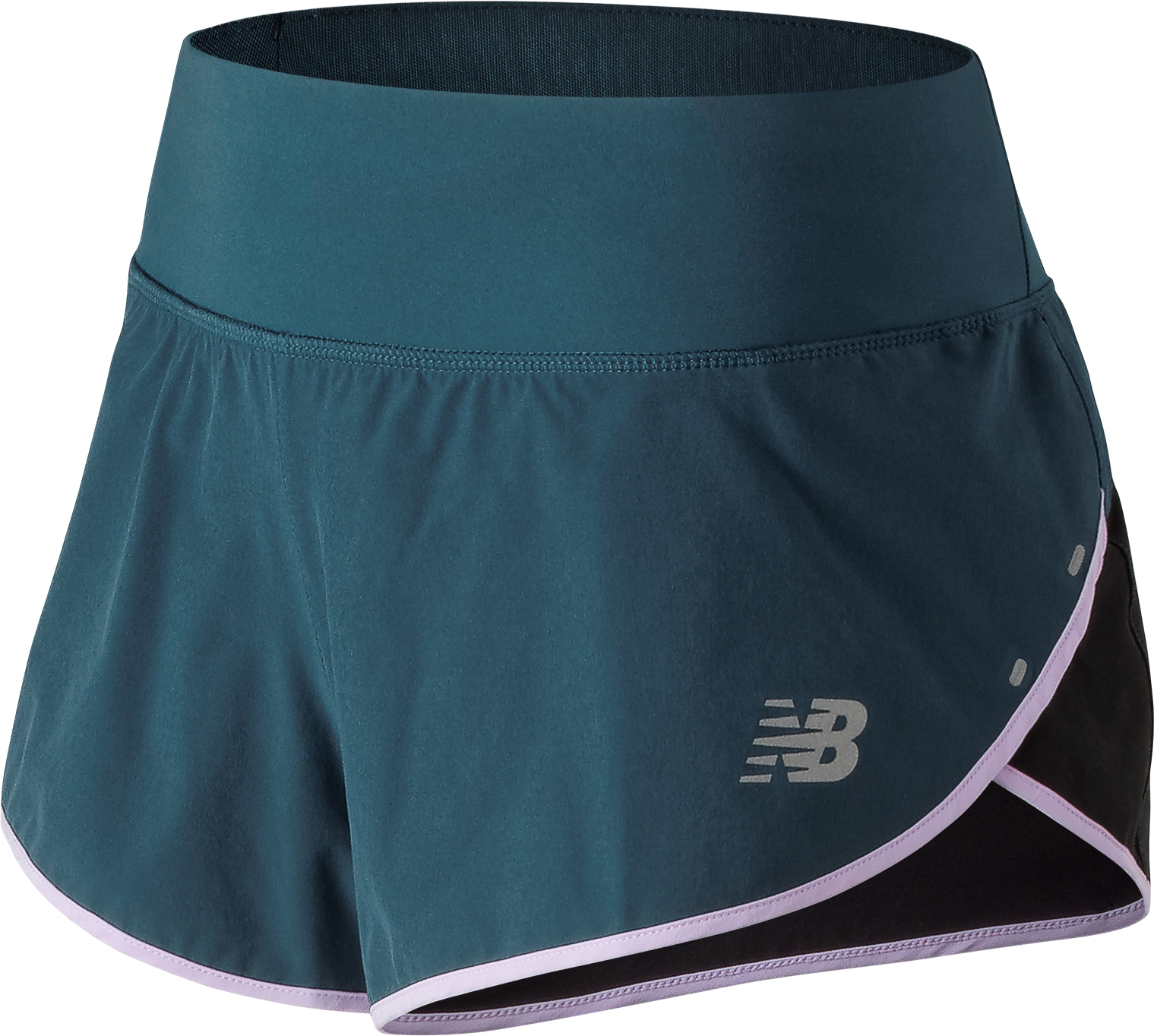 wholesale dealer 98696 ecd8d New Balance Womens Impact Short 3 Inch